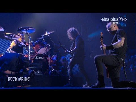 Metallica - Enter Sandman Live at Rock am Ring 2014