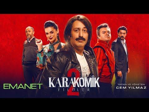 Karakomik Filmler 2 | Emanet - Fragman