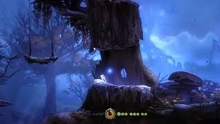 오리와 눈먼숲 -7- (좋은음악과 멋진그래픽 그리고 발컨...)
