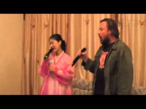 Karaoke in North Korea