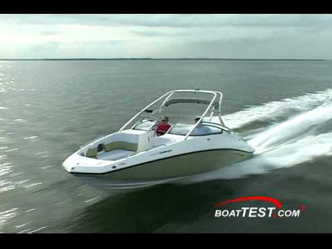 Sea-Doo 230 Challenger SE 2009 (HQ) - By BoatTEST.com ...