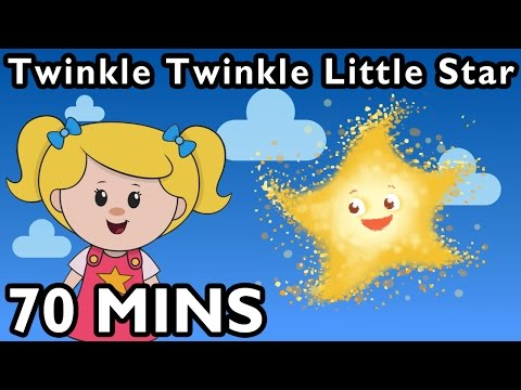 Twinkle Twinkle Little Star and More Nursery Rhymes by Mother Goose Club
