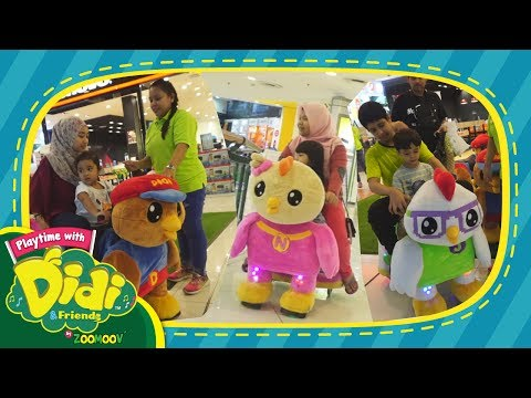 Didi & Friends | Playtime with Didi & Friends by ZooMoov