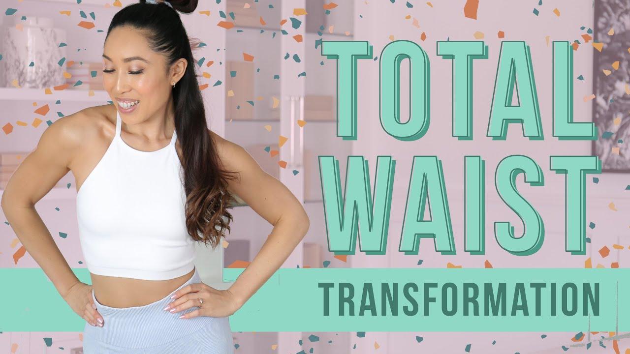10 Minute Waist Whittler   Total Body Transformation Workout