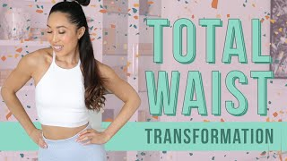 10 Minute Waist Whittler | Total Body Transformation Workout