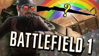 HO TROVATO IL LEGGENDARIO GEWEHR 98 su Battlefield 1