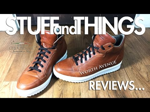 "Review: GUIDOMAGGI ""Worth Avenue"" Elevator Shoes"