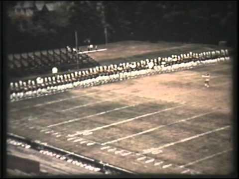 Chattanooga  High School Dynamo Marching band - 1958-59 - AR Casavant