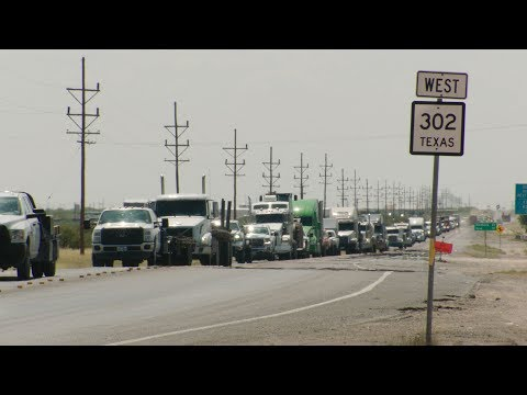 West Texas Energy Transportation Challenges
