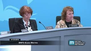 01/23/18 MNPS Board Meeting