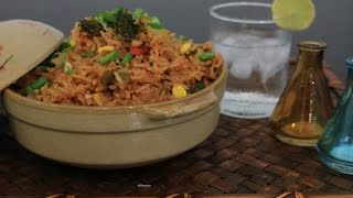 Mexican Rice : Quick, easy and one pot meal recipe!!!