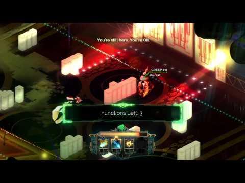 Transistor: Giant Bomb Quick Look