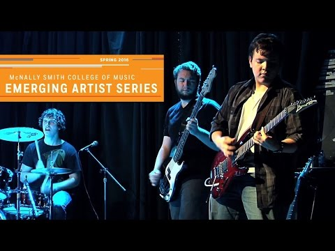 McNally Smith College of Music's EMERGING ARTIST SERIES - Spring 2016
