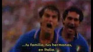 El gol de Tardelli
