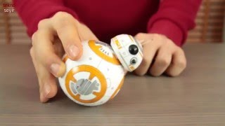 Sphero Star Wars BB-8 İncelemesi | TeknoSeyir