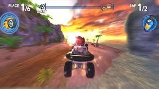 PC version Beach Buggy Racing on Windows 10 - Gameplay