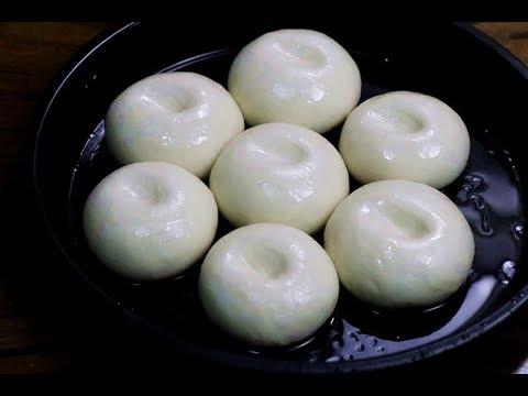 麵粉最好吃的做法,不烙不蒸不煮,筷子一壓,個個鼓泡,簡單美味【夏媽廚房】