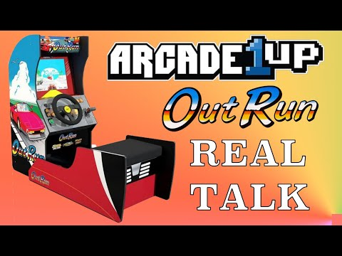 OutRun Arcade1Up | Real Talk from Original Console Gamer