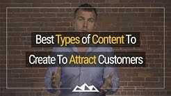The 7 Types of Content You Need To Be Creating For Your Customers | Dan Martell
