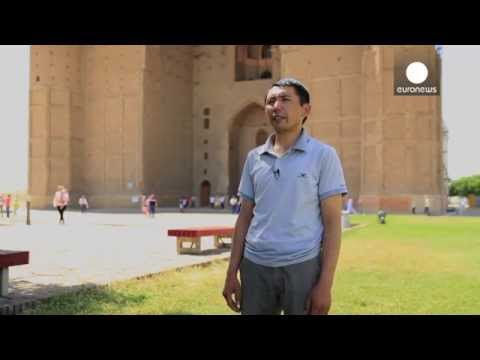 Interview about the Khoja Ahmed Yasawi mausoleum - Interview