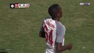 Rafa Camacho vs MUFC (A) 18/19