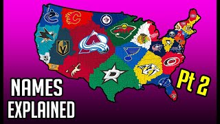 NHL/How EVERY Team Got Its Name And Identity (Part 2)