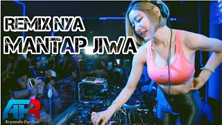 DJ PALING ENAK BUAT GOYANG REMIXNYA MANTAP JIWA