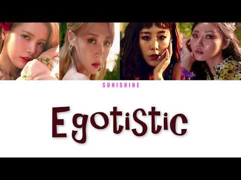 Song Mamamoo egotistic Mp3 & Mp4 Download