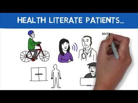 Health Literacy Basics for Health Professionals
