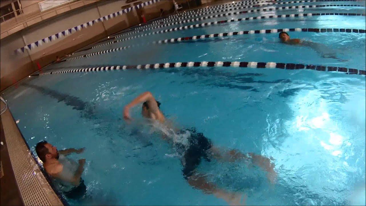 Troop 1248 BSA Swimming Test - YouTube