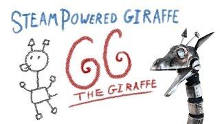 Steam Powered Giraffe - GG The Giraffe