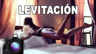Levitación - Tutorial de fotografía en Español