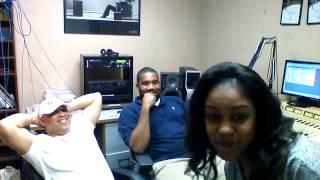 DJ Tlay and DJ TBayb Hot 103.1 Monroe, Louisiana
