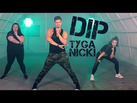 Dip - Tyga Feat. Nicki Minaj | Caleb Marshall | Dance Workout