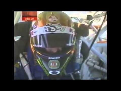 V8 Supercars Flashback - Besnard wins while Murphy runs out of fuel (Queensland 2002)