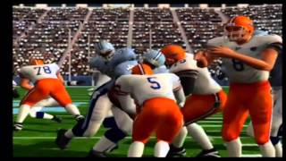 NCAA College Football 2K3 Florida vs North Carolina Part 2
