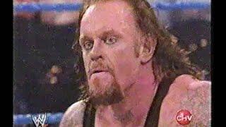 The Undertaker vs John Cena (Smackdown 2004) Español Latino