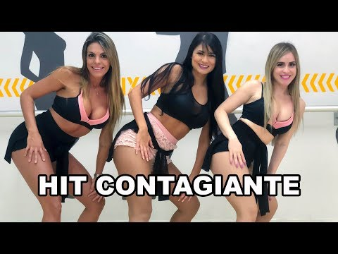 HIT CONTAGIANTE - Felipe Original feat. Kevin O Chris by Nina Maya