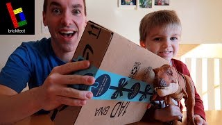 LEGO MYSTERY PACKAGE UNBOX & BUILD!
