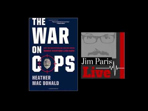 War On Cops Author Says Obama Lied To The Nation
