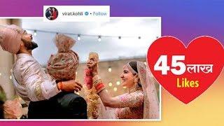First Instagram Awards In India Virat Kohli Won Top Honour