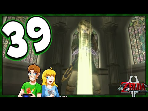 The Legend of Zelda: Twilight Princess HD Episode 39 | The Forest Temple
