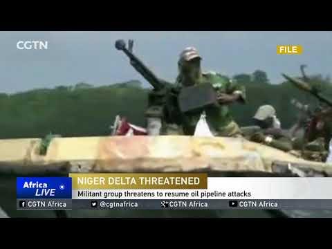 Niger Delta Avengers threaten to resume oil pipeline attacks