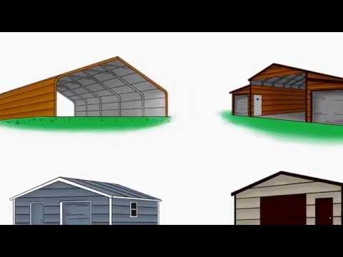 Metal Buildings by Carport Central
