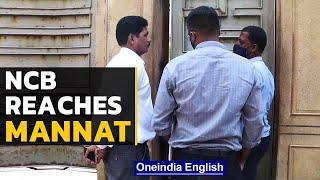 NCB reaches Shah Rukh Khan's residence Mannat, actress Ananya Pandey summoned   Oneindia News