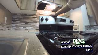 Secure Stove Install Anti Tip Oven Bracket How To Keep Range From Tipping Over Falling Forward