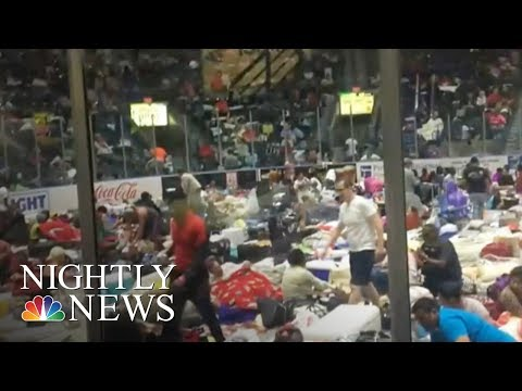 Hurricane Irma: Hundreds Of Thousands Take Refuge In State's Shelters | NBC Nightly News