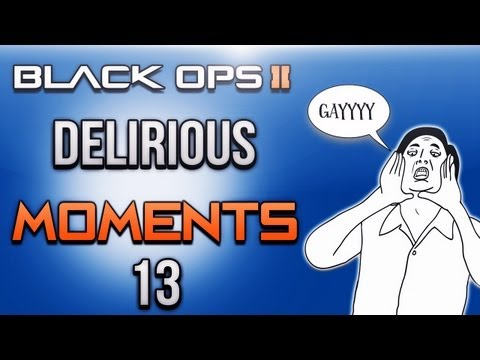 Black Ops 2 Delirious Moments ep.13 (Gangbang, Gay Moments, Late Nights)