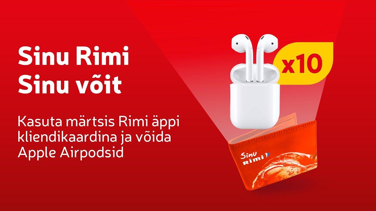 🙌Võida Apple Airpods kõrvaklapid