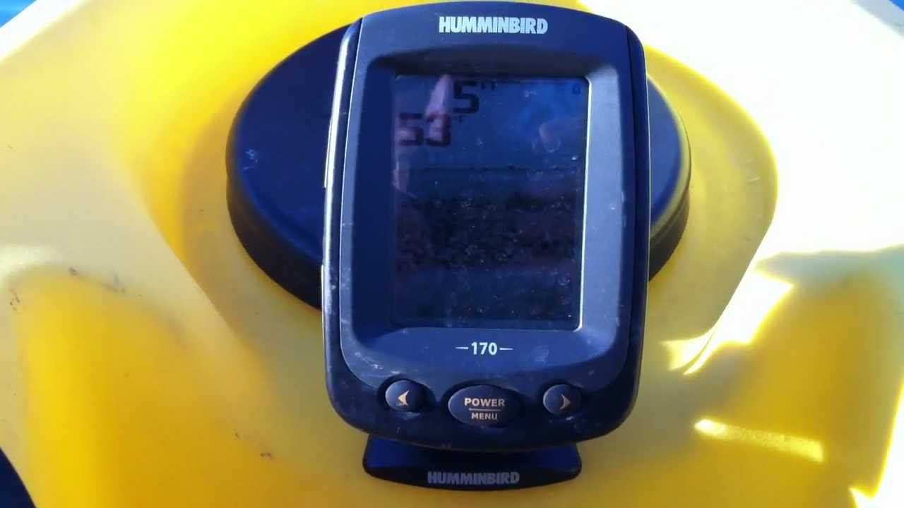 humminbird piranhamax 170 depth finder & fishfinder product review, Fish Finder
